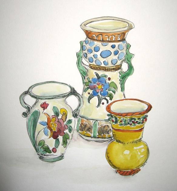 more vases 002